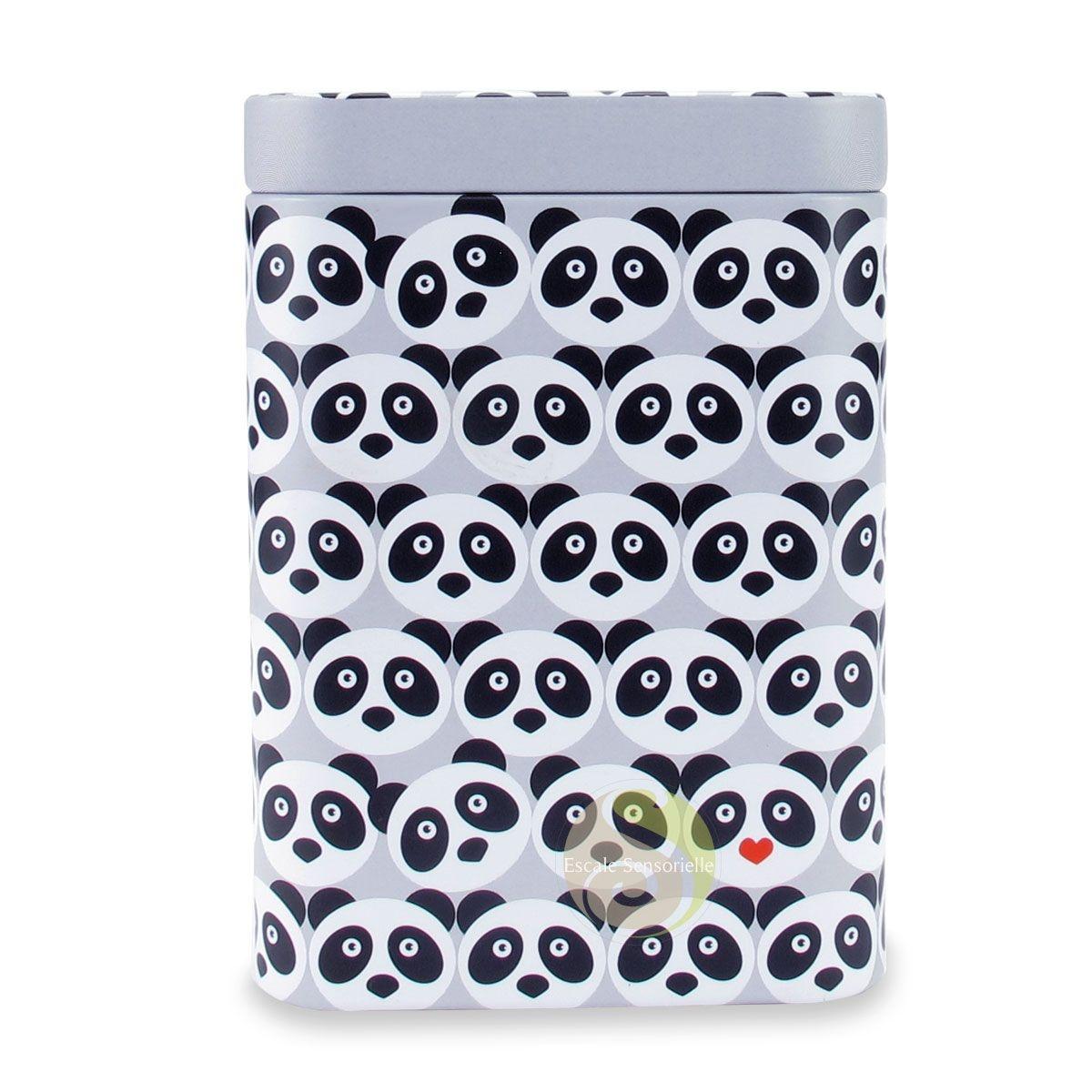 Quelle Boite A The Pour Conserver Le The Infusion Panda Escale Sensorielle