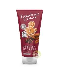 Crème de douche hydratation intense peau sèches stressée Dresdner Essenz