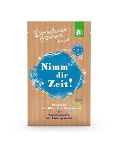 Dresdner Essenz Vegan natrue Bio sels de bain macadamia vanille