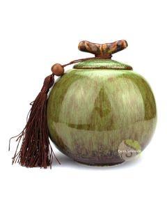 Boite à thé apple verte