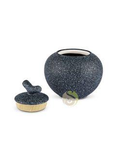 Boite à thé apple noir sablé