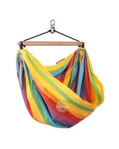 Chaise hamac enfant IRI rainbow