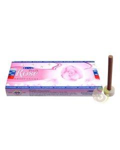 Encens dhoop fresh rose