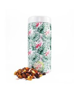 Flamingo infusion tropical chaud ou froid