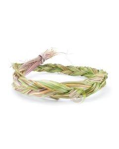 """Foin d'odeur tressé """"sweetgrass"""""""
