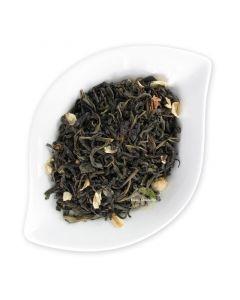 Thé vert fleurs de Jasmin OP, semi-fermenté
