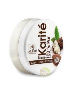 Beurre Karité Bio argan lavande Naturado anti-âge soin naturel