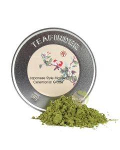 Matcha cérémonie thé vert poudre 40g