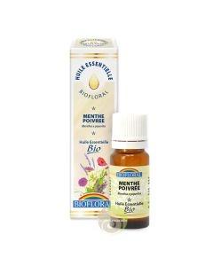 Menthe poivrée huile essentielle bio propriétés bienfaits