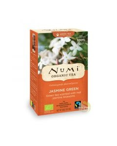 Thé vert au Jasmin Bio