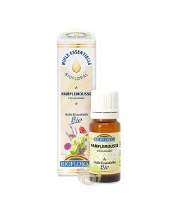 Pamplemousse huile essentielle bio drainante, antiseptique