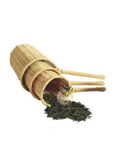 Filtres à thé panier de bambou