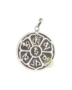 Pendentif mantra tibétain OM