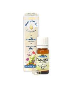 Pin d'Auvergne huile essentielle Bio antiseptique purification