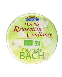 """Pastilles relaxation confiance Bio """"Assurance et sérénité"""""""