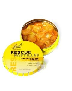 Rescue® pastilles orange Bach® original