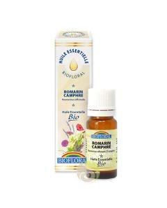 Romarin camphré utilisation vertus bienfaits des huiles essentielles bio
