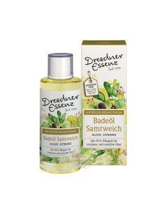 Dresdner Essenz France huile de bain citron myrte vivifiant tonique