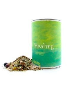 Encens et plantes mélange santé