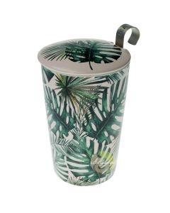 Tisanière céramique Jungle