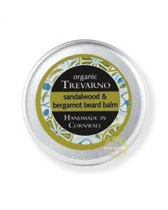 Baume à barbe Bio Trevarno structurer et discipliner votre barbe soin hydratant