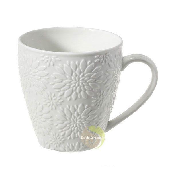 Céramique Céramique Reliefs Reliefs Floraux Mug Céramique Mug Floraux Mug uPikXZOT