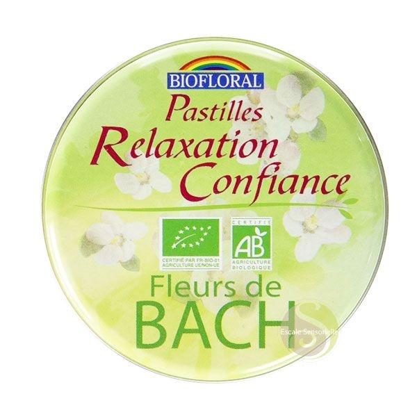 Pastilles Relaxation Confiance Bio Assurance Et Serenite Biofloral